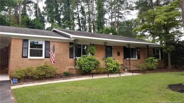 6343 Rannock Drive, Fayetteville, NC 28304 (MLS #662722) :: Towering Pines Real Estate