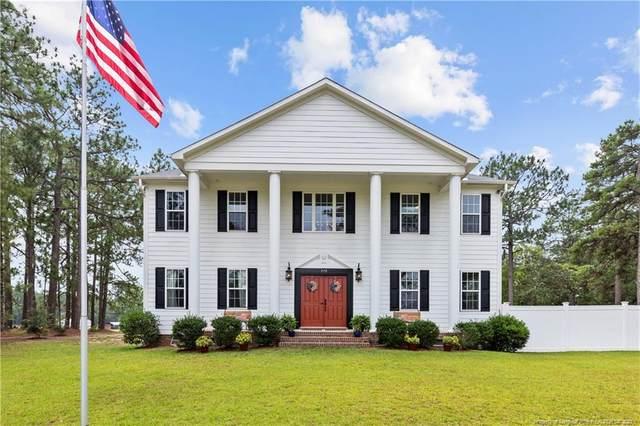 370 Mcintosh Road, Carthage, NC 28327 (MLS #662728) :: Moving Forward Real Estate