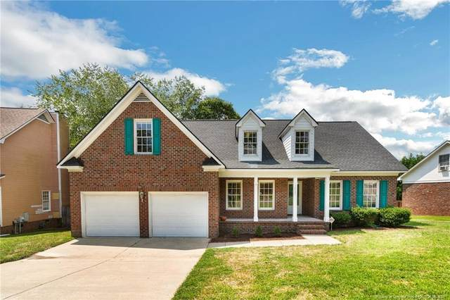 5823 Cherrystone Drive, Fayetteville, NC 28311 (MLS #662732) :: Freedom & Family Realty