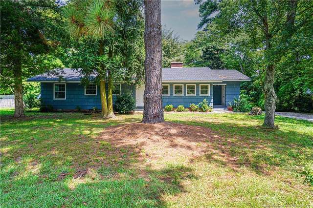 3022 Cliffdale Road, Fayetteville, NC 28303 (MLS #662734) :: The Signature Group Realty Team