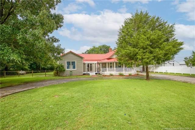 1899 Wallace Mclean Road, Raeford, NC 28376 (MLS #662737) :: Towering Pines Real Estate