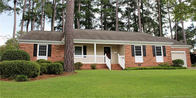 803 Fairfield Road, Fayetteville, NC 28303 (MLS #662738) :: Freedom & Family Realty