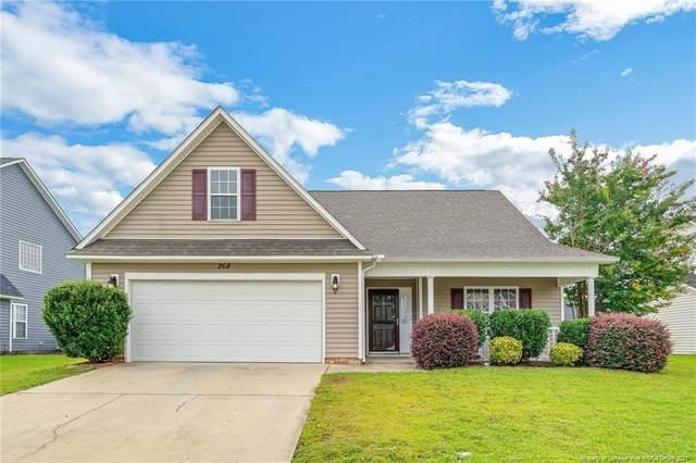 268 Saint George Drive, Raeford, NC 28376 (MLS #662741) :: Moving Forward Real Estate