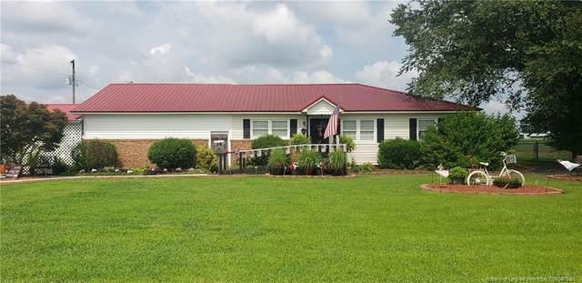 1711 N Salemburg Highway, Salemburg, NC 28385 (MLS #662747) :: Moving Forward Real Estate