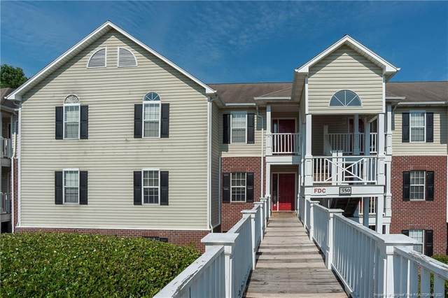 350 Bubble Creek Court #7, Fayetteville, NC 28311 (MLS #662751) :: The Signature Group Realty Team