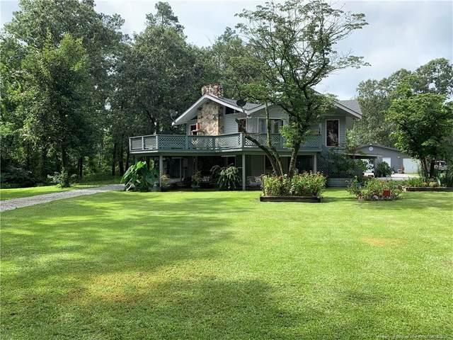 10765 Barker Ten Mile Road, St. Pauls, NC 28384 (MLS #662754) :: Freedom & Family Realty
