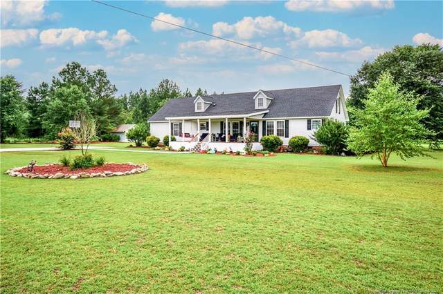 7170 Sim Canady Road, Hope Mills, NC 28348 (MLS #662755) :: Freedom & Family Realty