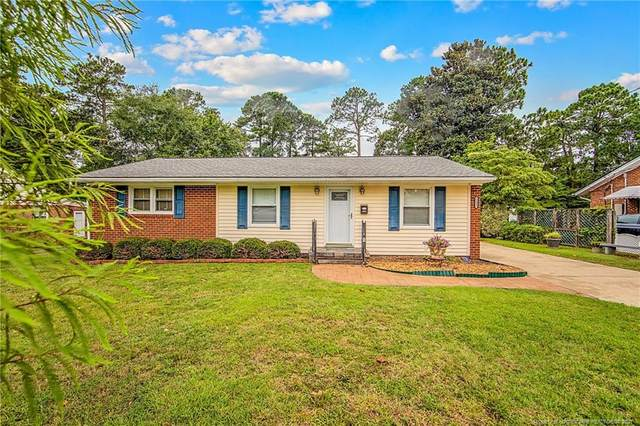 5321 Rodwell Road, Fayetteville, NC 28311 (MLS #662757) :: Moving Forward Real Estate