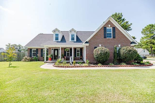 115 Water Wood Court, Raeford, NC 28376 (MLS #662768) :: Freedom & Family Realty