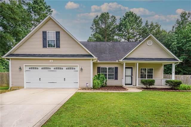 102 Triple Crown Drive, Raeford, NC 28376 (MLS #662774) :: Towering Pines Real Estate