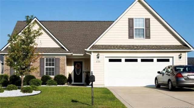 255 Collinwood Drive, Raeford, NC 28376 (MLS #662780) :: The Signature Group Realty Team