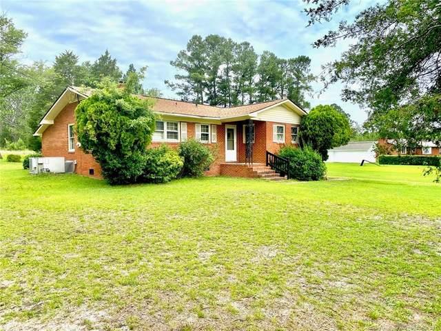 150 Della Drive, Raeford, NC 28376 (MLS #662786) :: Freedom & Family Realty