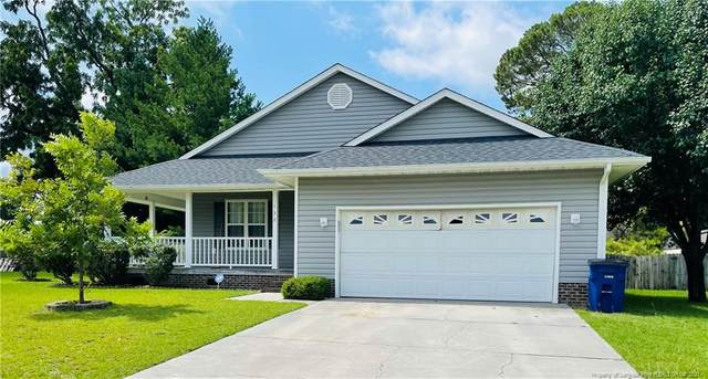 132 Mosswood Drive, Raeford, NC 28376 (MLS #662796) :: Towering Pines Real Estate