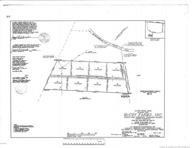 5 and 6 Troll Road Road NW, Marston, NC 28363 (MLS #662800) :: On Point Realty