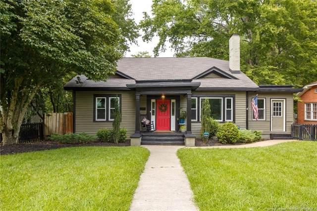 904 Rowan Street, Fayetteville, NC 28301 (MLS #662803) :: Freedom & Family Realty