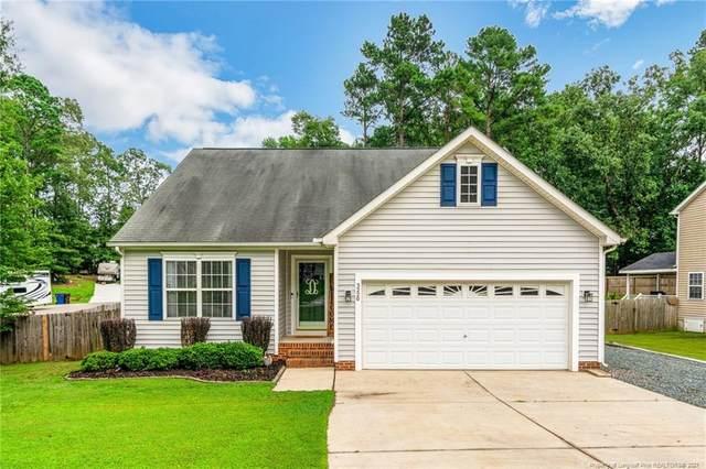 3220 Seth Drive, Sanford, NC 27330 (MLS #662804) :: Towering Pines Real Estate