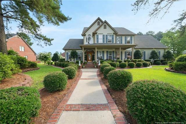 6625 Summerchase Drive, Fayetteville, NC 28311 (MLS #662806) :: Moving Forward Real Estate