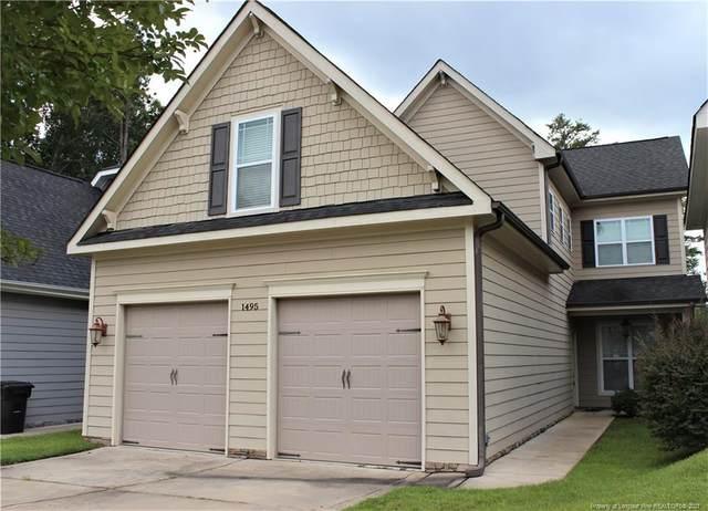 1495 Micahs Way, Spring Lake, NC 28390 (MLS #662827) :: Moving Forward Real Estate