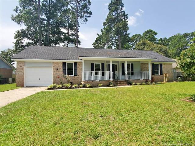 7232 Montoro Court, Fayetteville, NC 28314 (MLS #662829) :: Moving Forward Real Estate