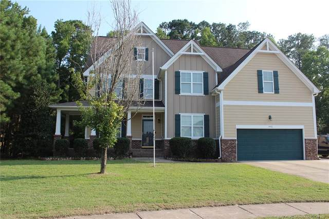 3802 Corapeake Drive, Fayetteville, NC 28312 (MLS #662844) :: The Signature Group Realty Team