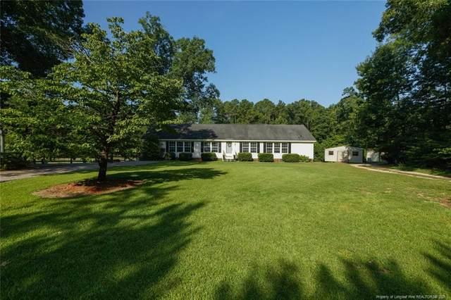 3654 Chris Cole Road, Sanford, NC 27332 (MLS #662857) :: Moving Forward Real Estate