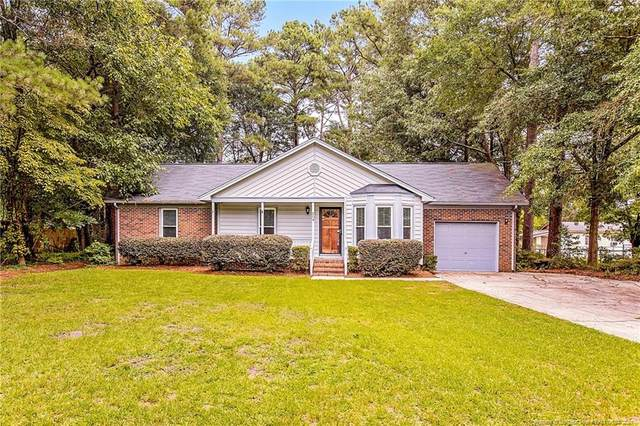 504 Southland Drive, Fayetteville, NC 28311 (MLS #662859) :: The Signature Group Realty Team