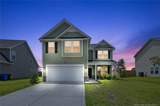 2116 Courtland Drive, Fayetteville, NC 28314 (MLS #662860) :: Towering Pines Real Estate