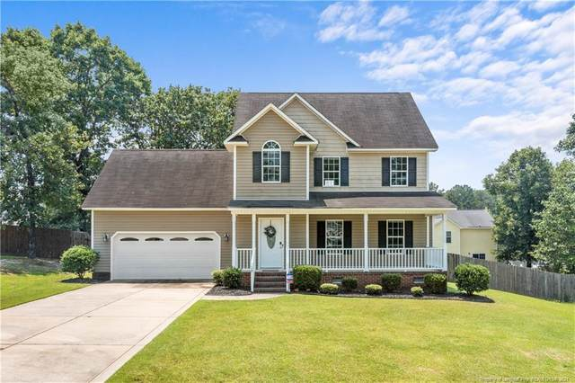 18 Swain Street, Spring Lake, NC 28390 (MLS #662861) :: Moving Forward Real Estate
