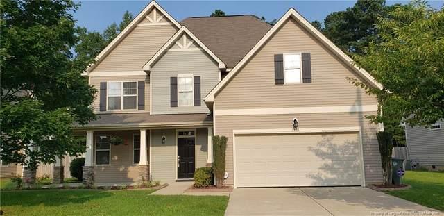 3901 Glencorra Drive, Fayetteville, NC 28314 (MLS #662868) :: Freedom & Family Realty