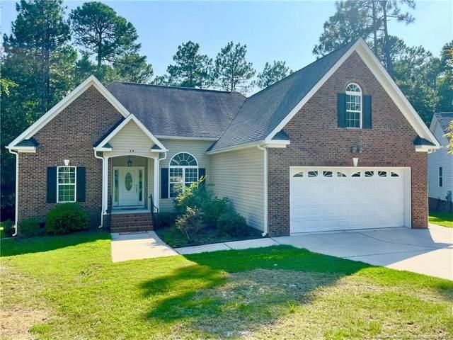 29 Wood Duck Trail, Sanford, NC 27332 (MLS #662870) :: Moving Forward Real Estate