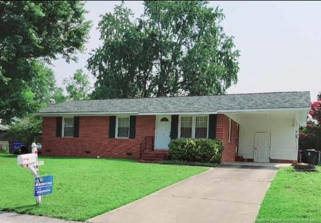 1420 Lottie Street, Spring Lake, NC 28390 (MLS #662875) :: Moving Forward Real Estate