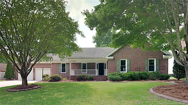 1294 Exeter Lane, Fayetteville, NC 28314 (MLS #662876) :: The Signature Group Realty Team