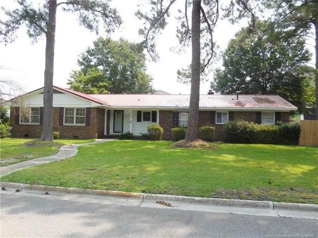 3605 North Walnut Street, Lumberton, NC 28358 (MLS #662879) :: Towering Pines Real Estate