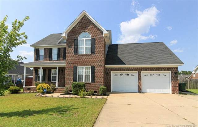5440 Sunnybright Lane, Hope Mills, NC 28348 (MLS #662880) :: The Signature Group Realty Team