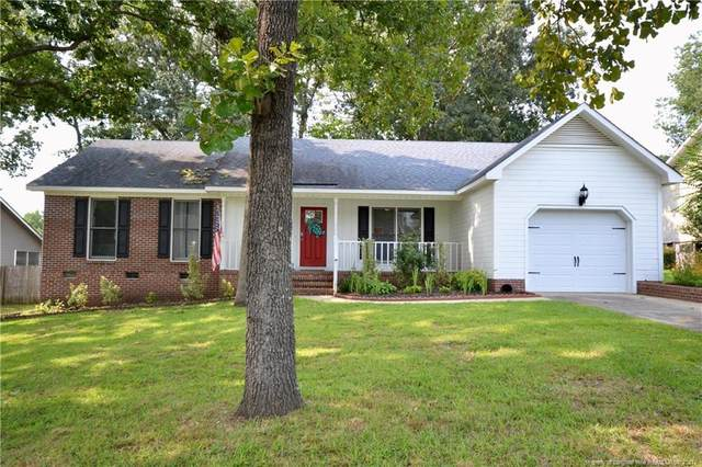 7490 Elkhorn Drive, Fayetteville, NC 28314 (MLS #662881) :: Towering Pines Real Estate