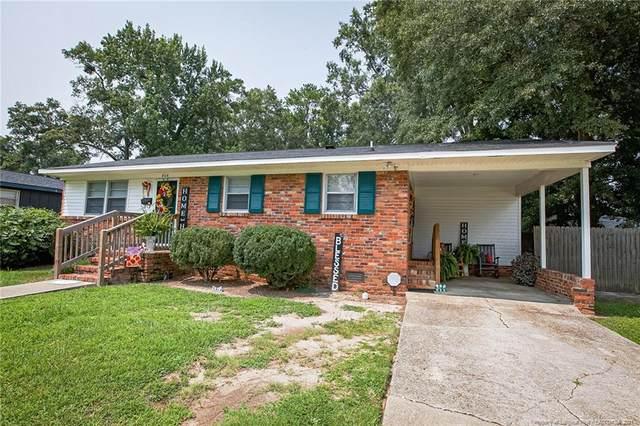 806 W 23rd Street, Lumberton, NC 28358 (MLS #662883) :: Towering Pines Real Estate