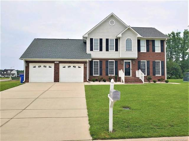 1503 Rectory Court, Fayetteville, NC 28314 (MLS #662885) :: The Signature Group Realty Team