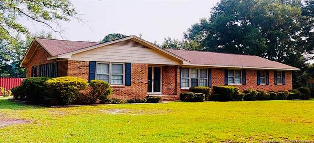 1530 Barbecue Church Road, Sanford, NC 27332 (MLS #662887) :: Moving Forward Real Estate