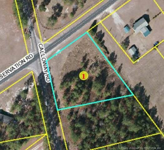 164 Calloway Road, Aberdeen, NC 28315 (MLS #662891) :: Towering Pines Real Estate