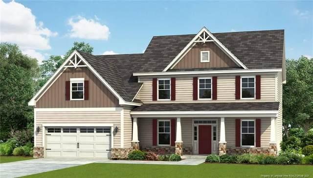 2326 Brownstone Drive, Sanford, NC 27330 (MLS #662899) :: Towering Pines Real Estate