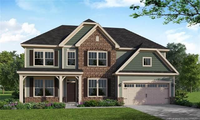 2322 Brownstone Drive, Sanford, NC 27330 (MLS #662900) :: Towering Pines Real Estate
