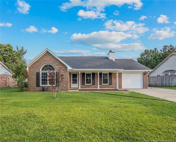 6413 Brookshire Street, Fayetteville, NC 28314 (MLS #662919) :: The Signature Group Realty Team