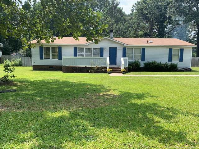 1003 Dunvegan Drive, Raeford, NC 28376 (MLS #662924) :: The Signature Group Realty Team