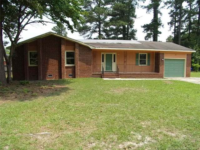 5904 Aimsworth Court, Fayetteville, NC 28304 (MLS #662926) :: Freedom & Family Realty