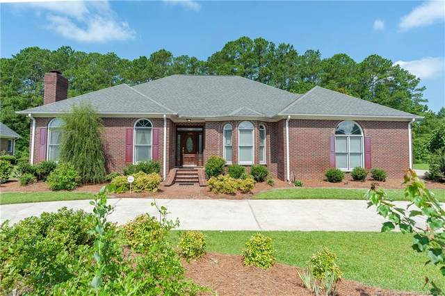 859 Three Wood Drive, Fayetteville, NC 28312 (MLS #662930) :: Moving Forward Real Estate