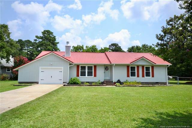 1817 Berriedale Drive, Fayetteville, NC 28304 (MLS #662932) :: Towering Pines Real Estate
