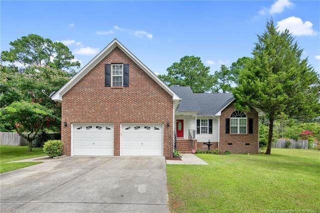 3815 Berwyn Cross, Fayetteville, NC 28311 (MLS #662942) :: Towering Pines Real Estate
