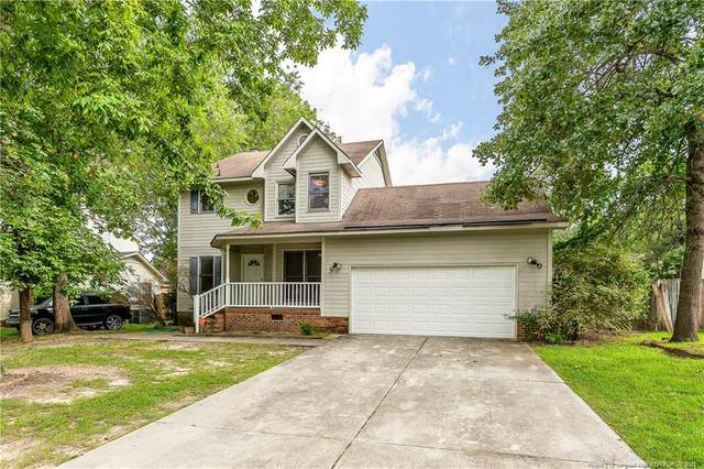 7608 Southbend Drive, Fayetteville, NC 28314 (MLS #662949) :: The Signature Group Realty Team