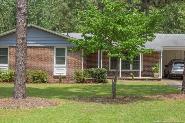 1573 W Pennsylvania Avenue Extension, Southern Pines, NC 28387 (MLS #662955) :: The Signature Group Realty Team