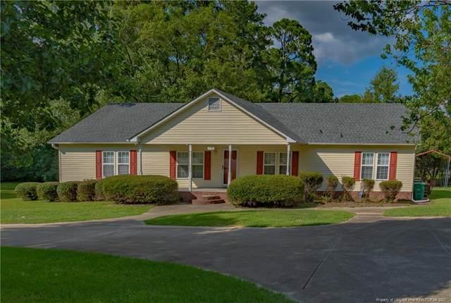 2508 Roberts Avenue, Lumberton, NC 28358 (MLS #662959) :: Freedom & Family Realty